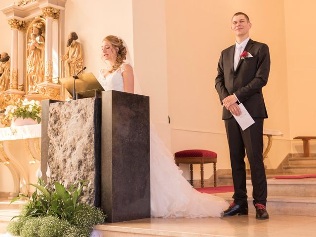 Le mariage de Nicolas et Audrey à Truchtersheim, Bas Rhin 45