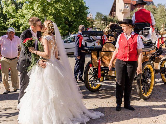 Le mariage de Nicolas et Audrey à Truchtersheim, Bas Rhin 51