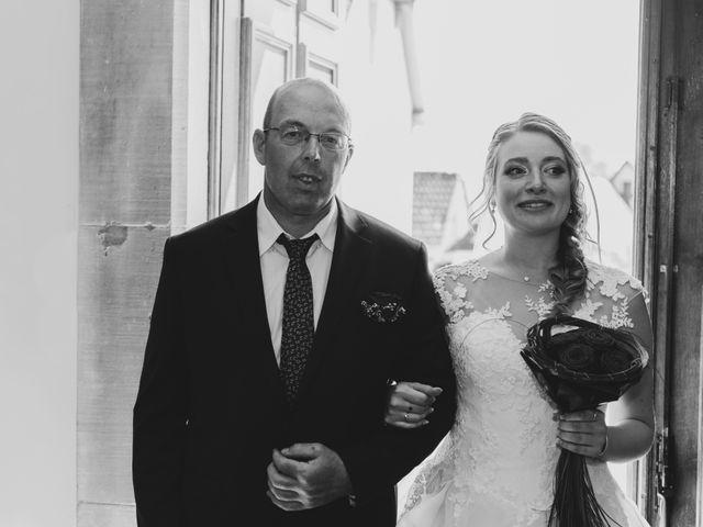 Le mariage de Nicolas et Audrey à Truchtersheim, Bas Rhin 52