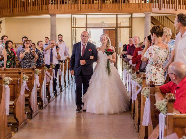 Le mariage de Nicolas et Audrey à Truchtersheim, Bas Rhin 55