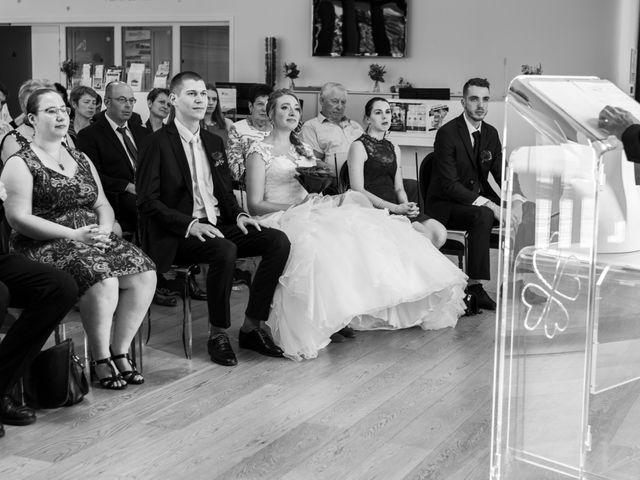Le mariage de Nicolas et Audrey à Truchtersheim, Bas Rhin 56