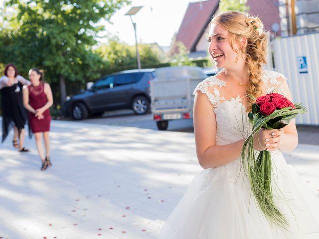 Le mariage de Nicolas et Audrey à Truchtersheim, Bas Rhin 63