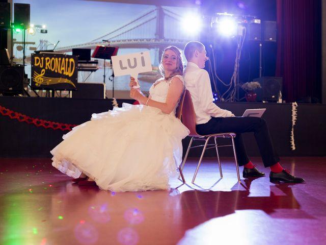 Le mariage de Nicolas et Audrey à Truchtersheim, Bas Rhin 78