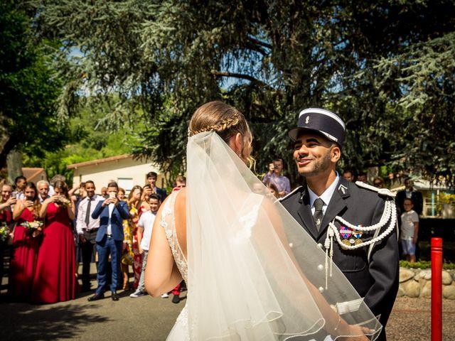 Le mariage de Jimmy et Marlène à Calmont, Haute-Garonne 4