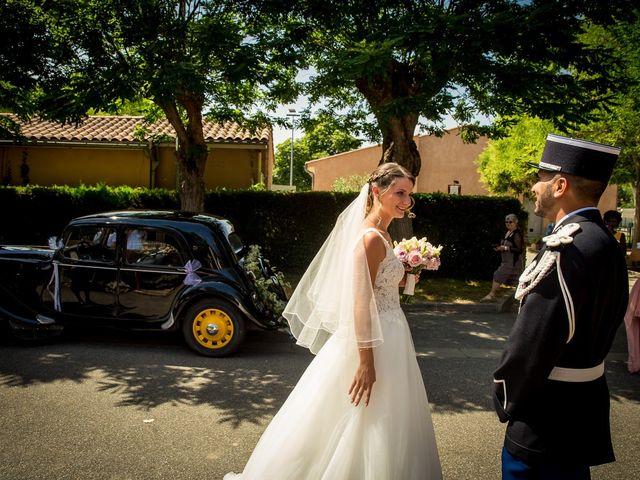 Le mariage de Jimmy et Marlène à Calmont, Haute-Garonne 5