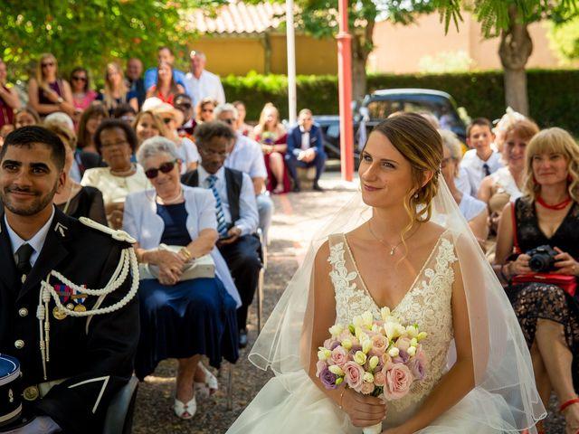 Le mariage de Jimmy et Marlène à Calmont, Haute-Garonne 11
