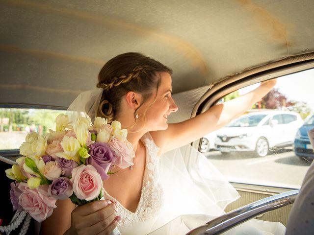 Le mariage de Jimmy et Marlène à Calmont, Haute-Garonne 14