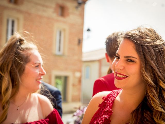 Le mariage de Jimmy et Marlène à Calmont, Haute-Garonne 18