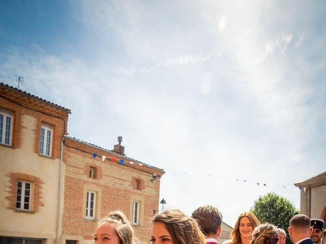 Le mariage de Jimmy et Marlène à Calmont, Haute-Garonne 19
