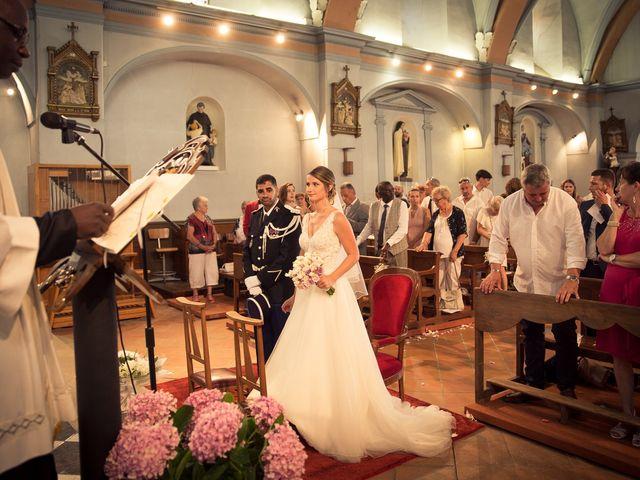 Le mariage de Jimmy et Marlène à Calmont, Haute-Garonne 20