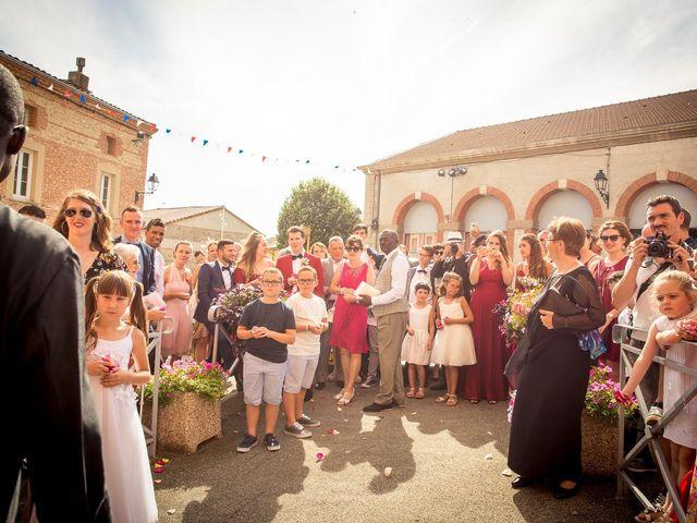 Le mariage de Jimmy et Marlène à Calmont, Haute-Garonne 31