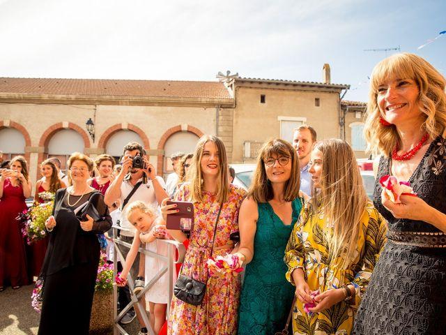 Le mariage de Jimmy et Marlène à Calmont, Haute-Garonne 32