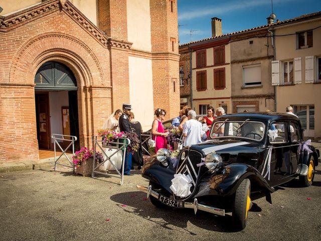 Le mariage de Jimmy et Marlène à Calmont, Haute-Garonne 37