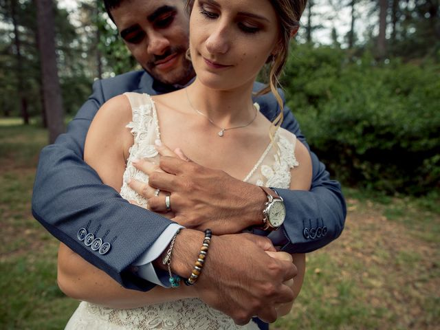 Le mariage de Jimmy et Marlène à Calmont, Haute-Garonne 1
