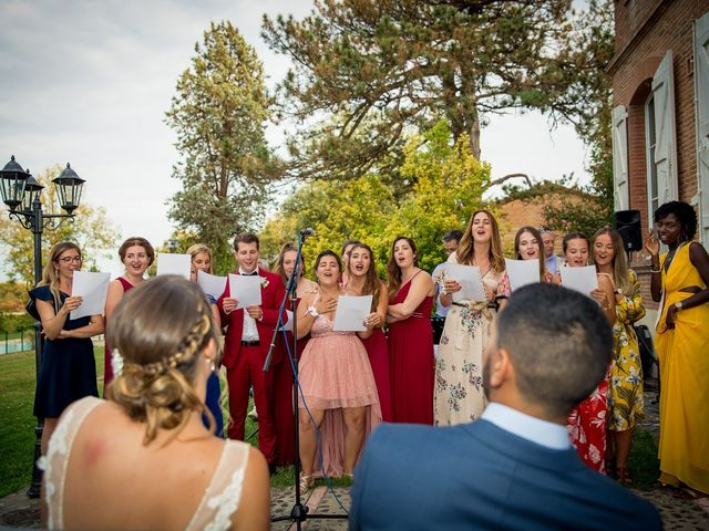 Le mariage de Jimmy et Marlène à Calmont, Haute-Garonne 90
