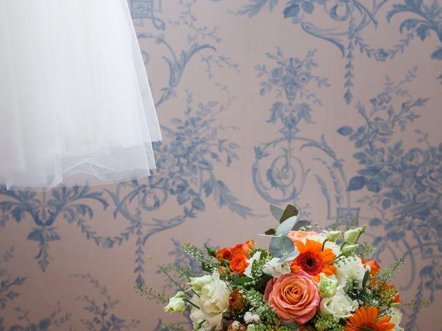 Le mariage de Matthieu et Anaïs à Osthoffen, Bas Rhin 10