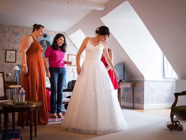 Le mariage de Matthieu et Anaïs à Osthoffen, Bas Rhin 16