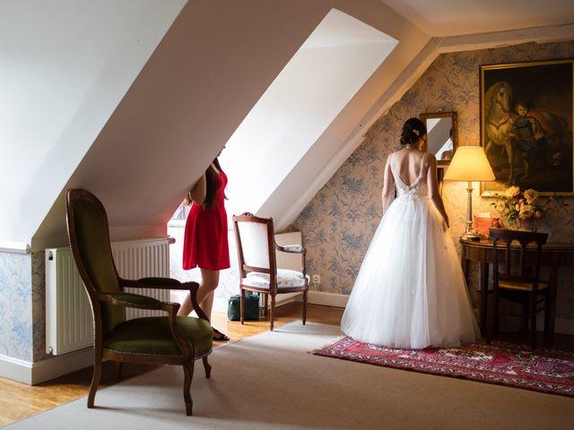 Le mariage de Matthieu et Anaïs à Osthoffen, Bas Rhin 17