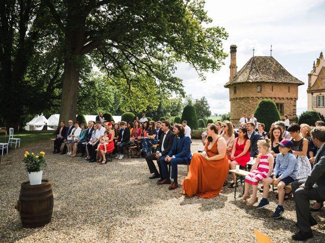 Le mariage de Matthieu et Anaïs à Osthoffen, Bas Rhin 20