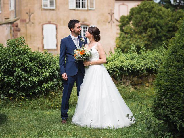 Le mariage de Matthieu et Anaïs à Osthoffen, Bas Rhin 22