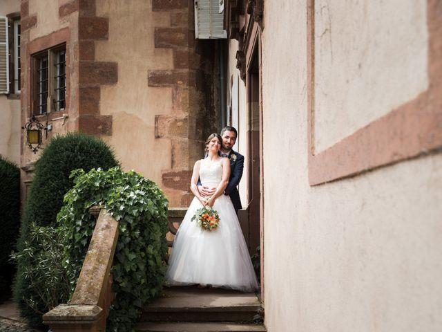 Le mariage de Matthieu et Anaïs à Osthoffen, Bas Rhin 25