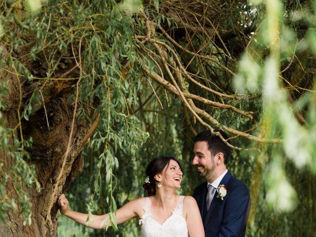 Le mariage de Matthieu et Anaïs à Osthoffen, Bas Rhin 26