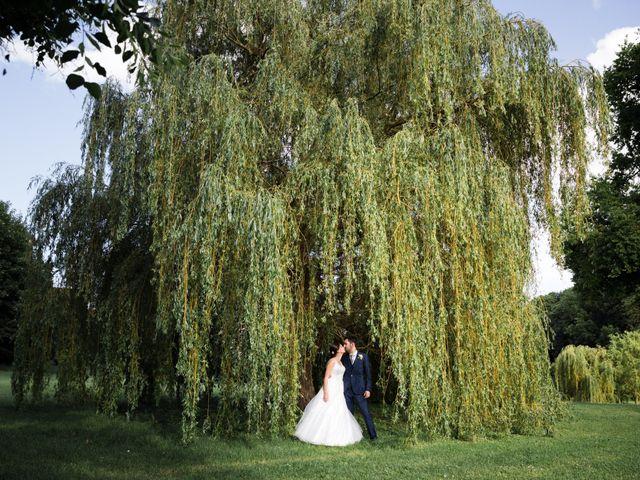Le mariage de Matthieu et Anaïs à Osthoffen, Bas Rhin 27