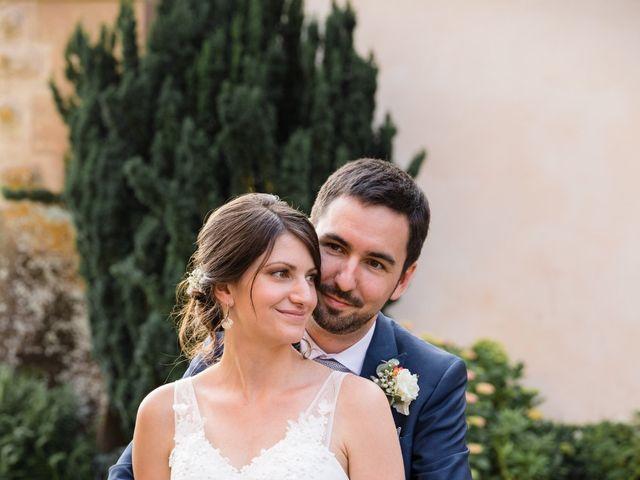 Le mariage de Matthieu et Anaïs à Osthoffen, Bas Rhin 34