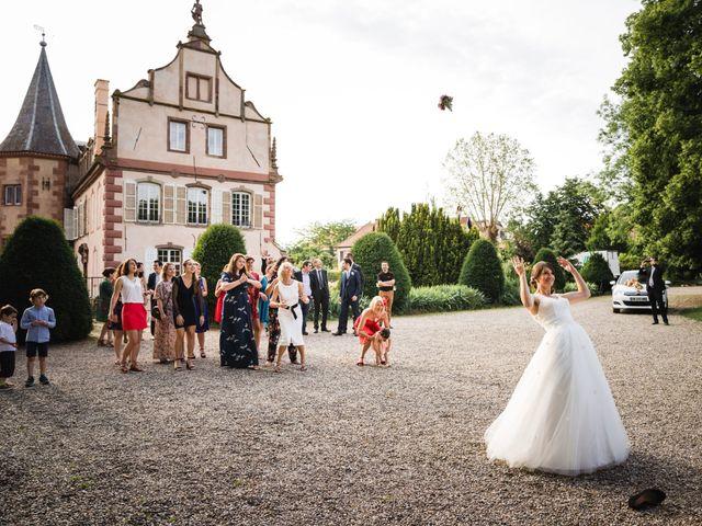 Le mariage de Matthieu et Anaïs à Osthoffen, Bas Rhin 36