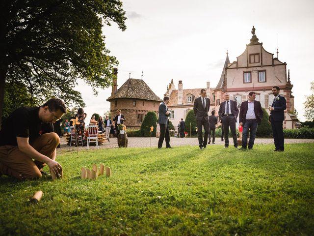 Le mariage de Matthieu et Anaïs à Osthoffen, Bas Rhin 37