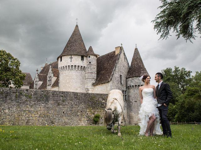 Le mariage de Dany et Olivia à Bergerac, Dordogne 1