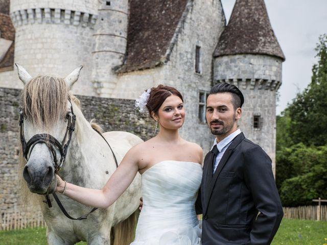 Le mariage de Dany et Olivia à Bergerac, Dordogne 2