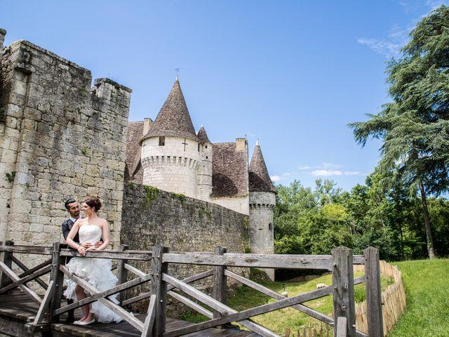Le mariage de Dany et Olivia à Bergerac, Dordogne 8