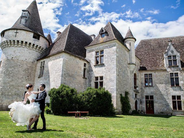 Le mariage de Dany et Olivia à Bergerac, Dordogne 9