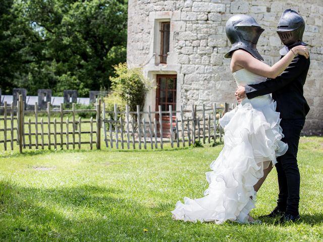 Le mariage de Dany et Olivia à Bergerac, Dordogne 11
