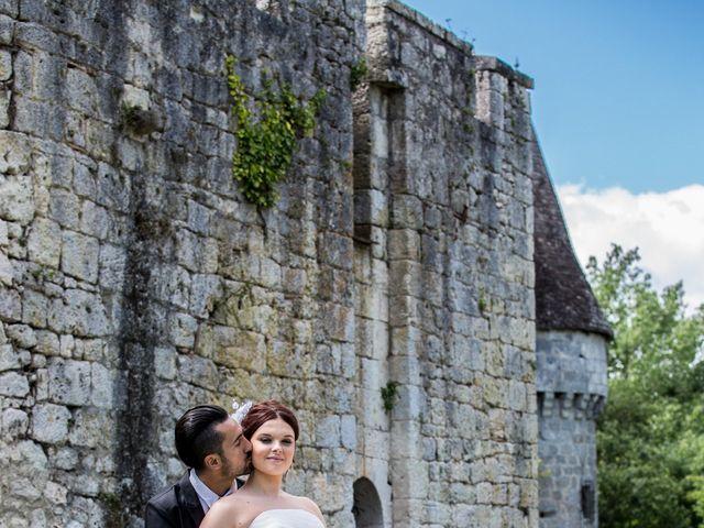 Le mariage de Dany et Olivia à Bergerac, Dordogne 15