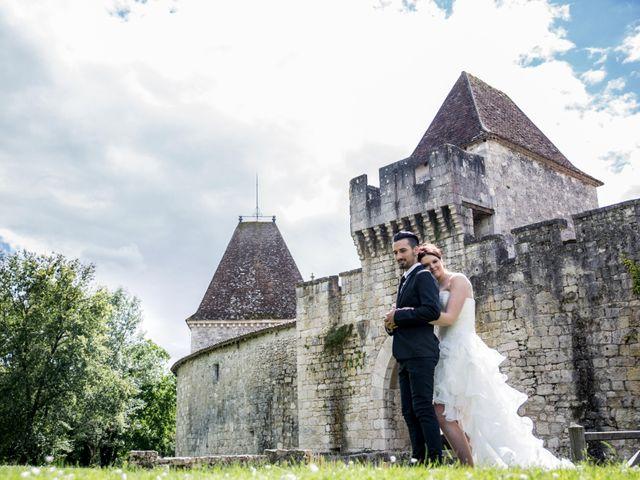Le mariage de Dany et Olivia à Bergerac, Dordogne 19