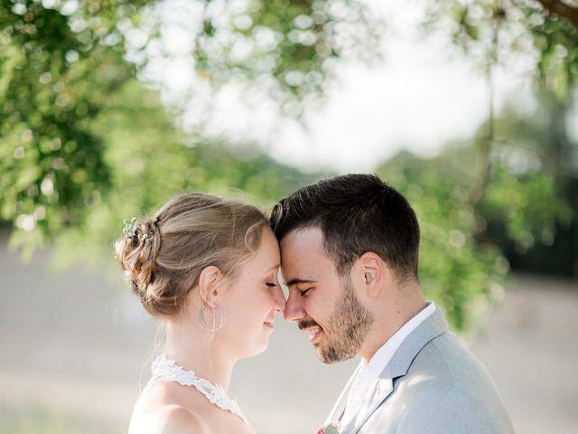 Le mariage de Martin et Laurène à Réalmont, Tarn 42