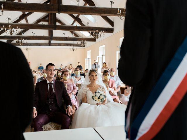 Le mariage de Yan et Mélanie à Thorigny-sur-Marne, Seine-et-Marne 11