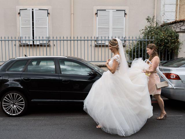 Le mariage de Yan et Mélanie à Thorigny-sur-Marne, Seine-et-Marne 16