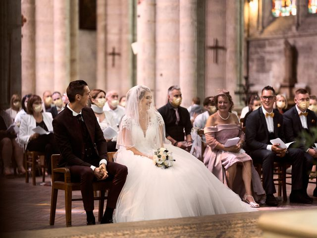 Le mariage de Yan et Mélanie à Thorigny-sur-Marne, Seine-et-Marne 26