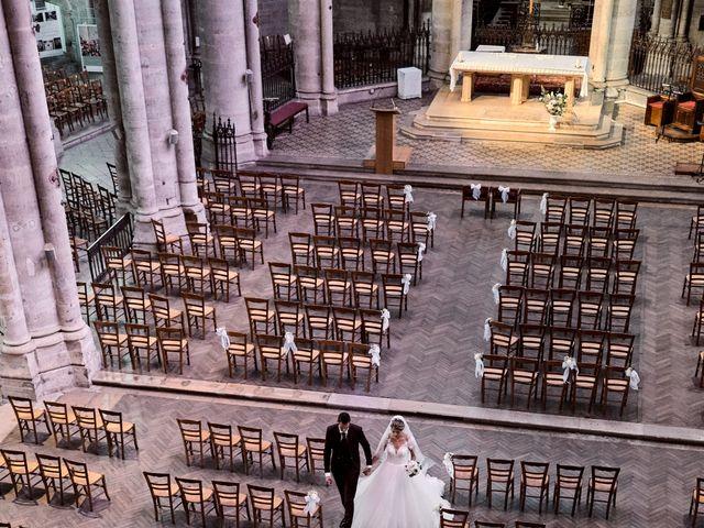 Le mariage de Yan et Mélanie à Thorigny-sur-Marne, Seine-et-Marne 34