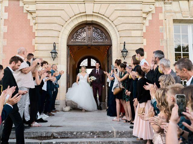 Le mariage de Yan et Mélanie à Thorigny-sur-Marne, Seine-et-Marne 54