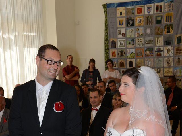 Le mariage de Jennifer et Romain à Carcassonne, Aude 11