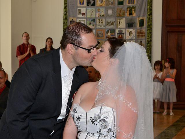 Le mariage de Jennifer et Romain à Carcassonne, Aude 1