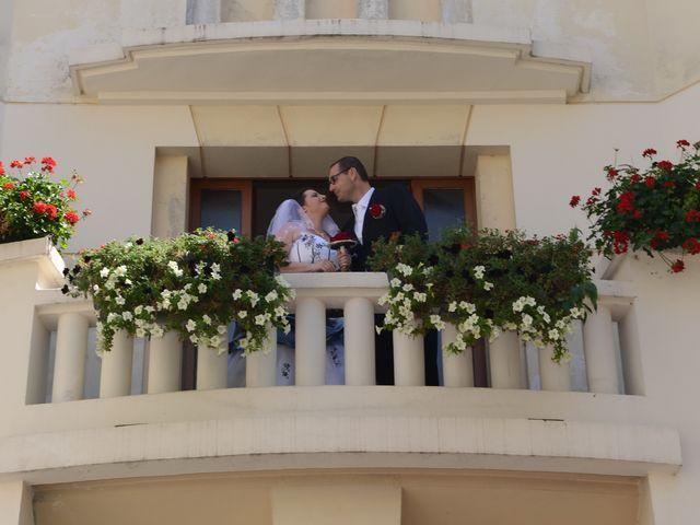 Le mariage de Jennifer et Romain à Carcassonne, Aude 2