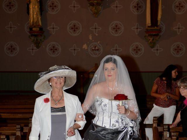 Le mariage de Jennifer et Romain à Carcassonne, Aude 16
