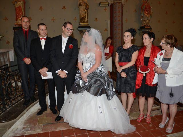 Le mariage de Jennifer et Romain à Carcassonne, Aude 21