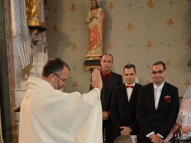 Le mariage de Jennifer et Romain à Carcassonne, Aude 22