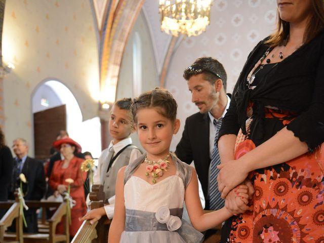 Le mariage de Jennifer et Romain à Carcassonne, Aude 23